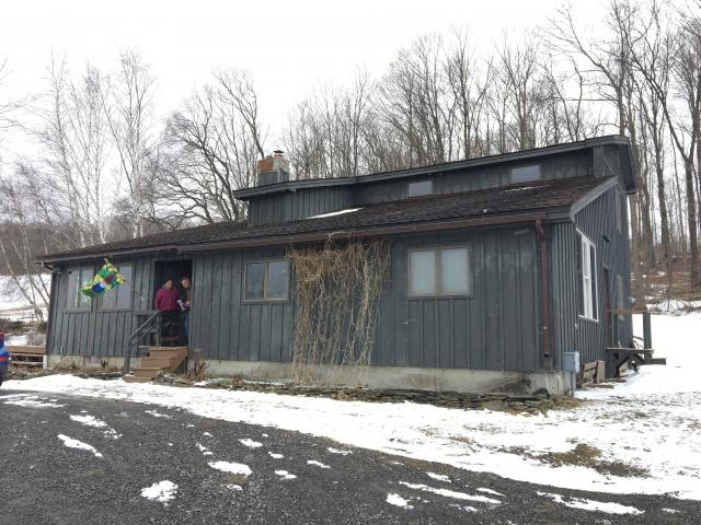 Ground Source Heat Pump, Almost Net Zero in Truxton, New York
