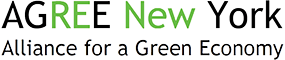 Logo of Alliance for a Green Economy