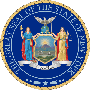 11new york state seal